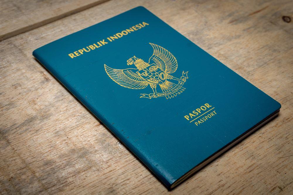 Pasaporte Indonesia