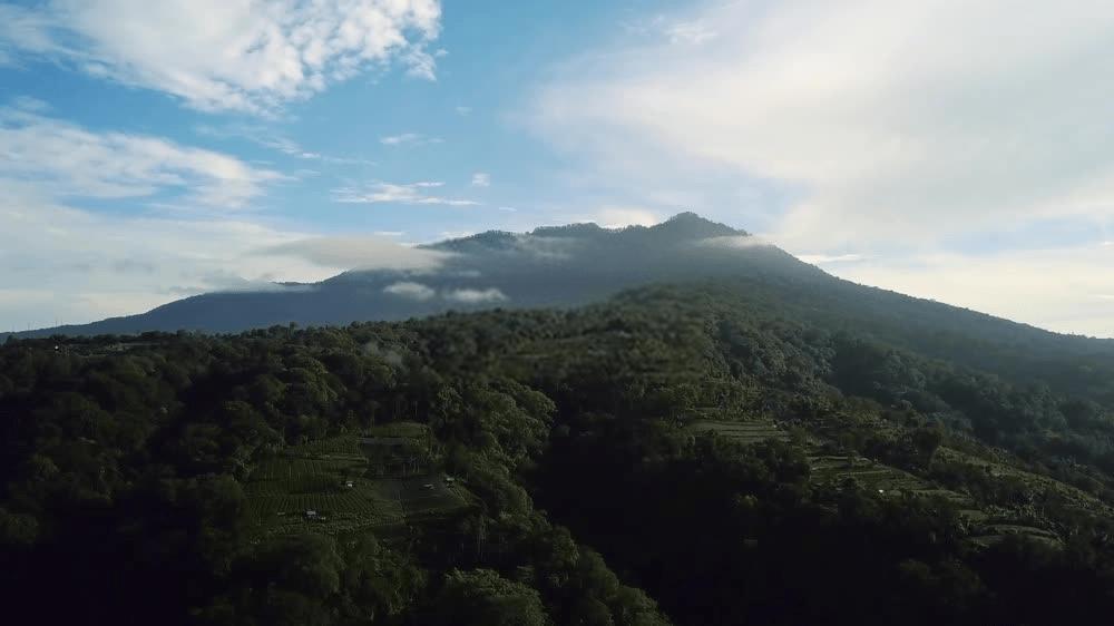 Volcán Bratan