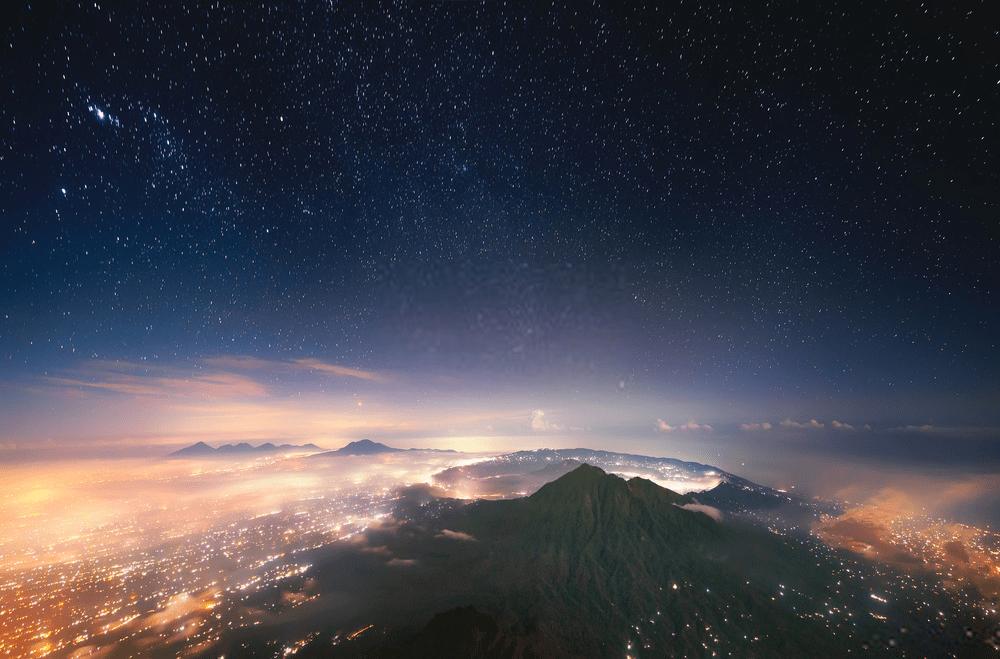 Volcán Mount Batur