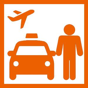 Icono de traslado al aeropuerto