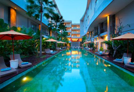 Imagen del b Hotel Bali