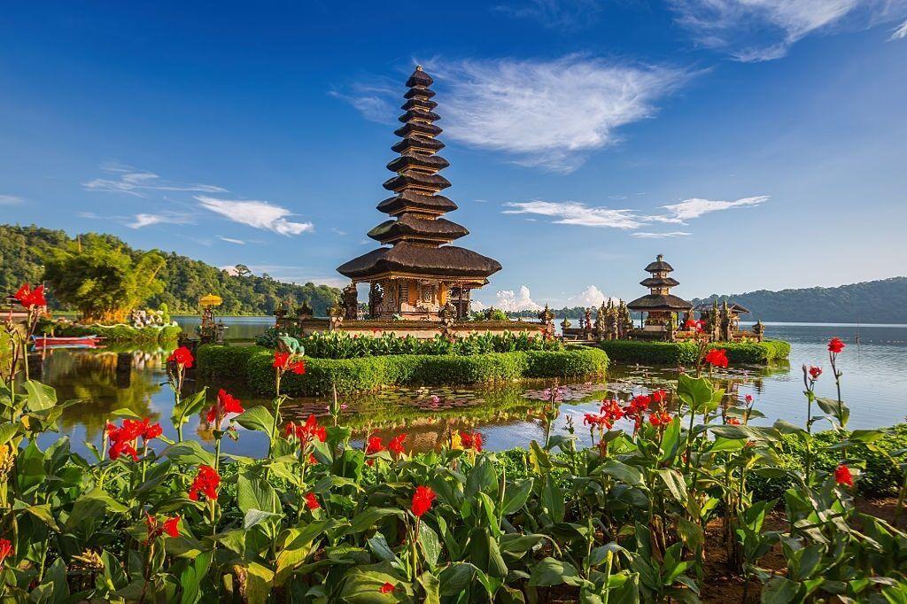 El Templo de Ulun Danu Beratan